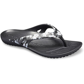 Crocs Kadee II Seasonal - Sandales Femme - noir